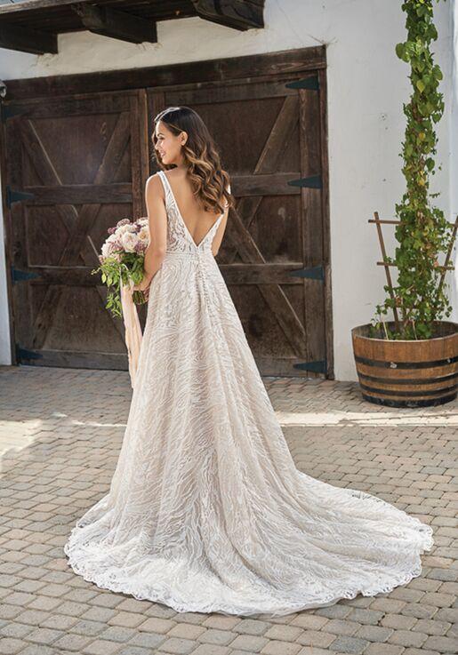 Jasmine Couture T212010 A-Line Wedding Dress