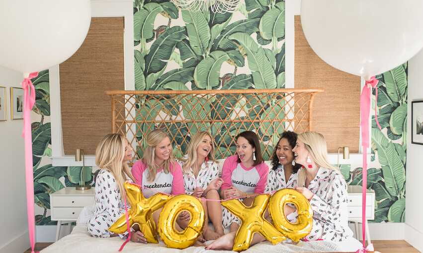 PJ party themed inspiration and ideas