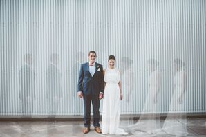 Bohemian Wedding at Bauhaus Brew Labs in Minneapolis