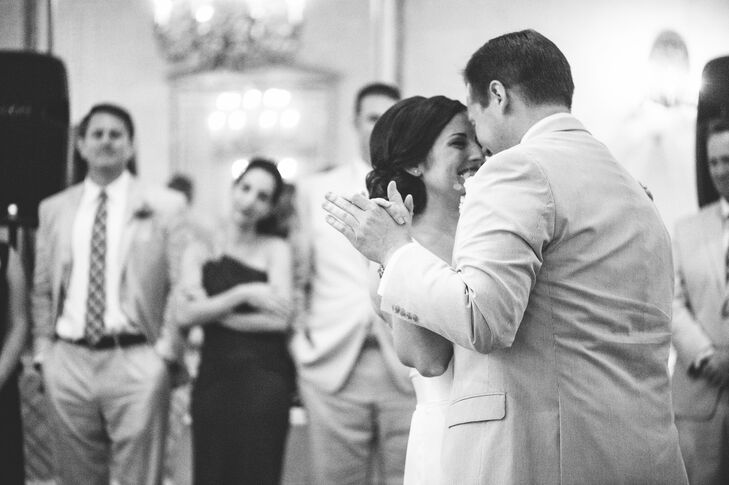 First Dance at the New York Botanical Garden