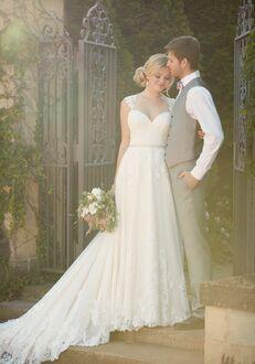 Essense of Australia D1999 A-Line Wedding Dress