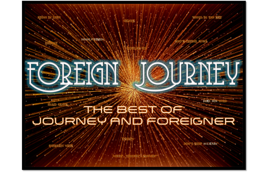Foreign Journey - Journey Tribute Band - Montreal, QC
