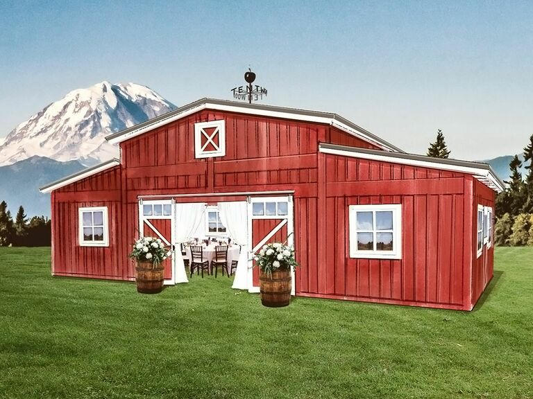 Tentwood traveling barn venue