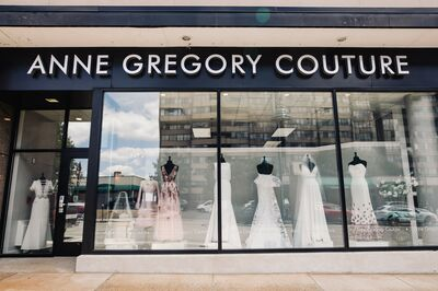Anne Gregory Couture