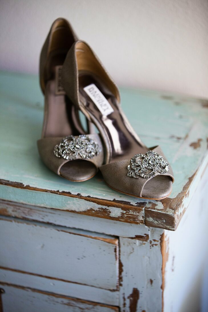 Brown Badgley Mischka Shoes