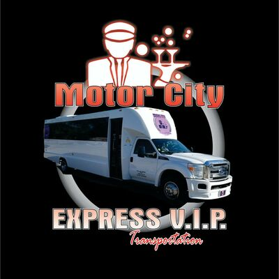 Motor City Express VIP Transportation/ Arrive in Style!