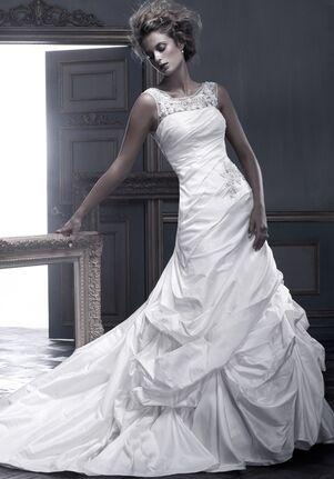 7e1c48f91 Amaré Couture B052 A-Line Wedding Dress
