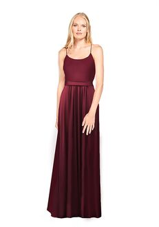 Bari Jay Bridesmaids 2035 V-Neck Bridesmaid Dress