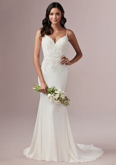 Rebecca Ingram CANDICE Sheath Wedding Dress