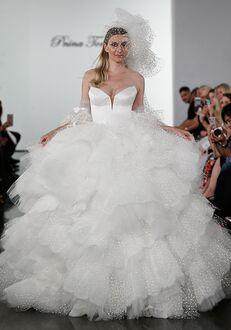 Pnina Tornai for Kleinfeld 4714 Ball Gown Wedding Dress