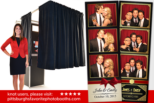 Hot Flash | Pittsburgh's Favorite Photobooths!