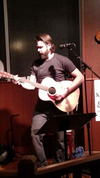 Chad Mosson - Acoustic Guitarist - Richmond, VA