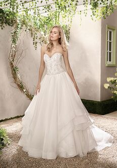 Jasmine Collection F191019 Ball Gown Wedding Dress