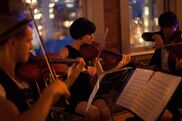 New York City, NY String Quartet | The Parlor Quartet
