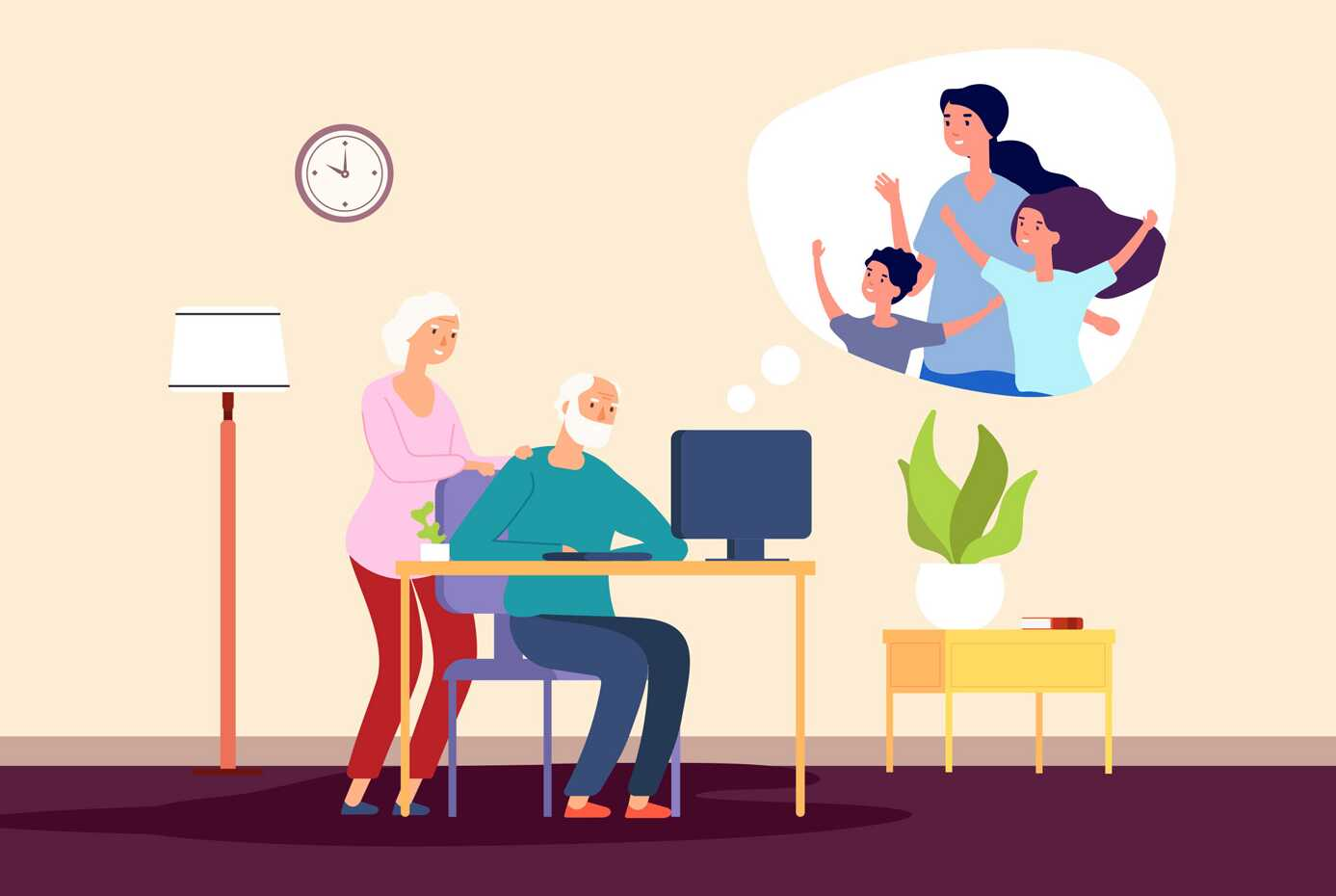 Virtual Family Party Ideas During Covid 19