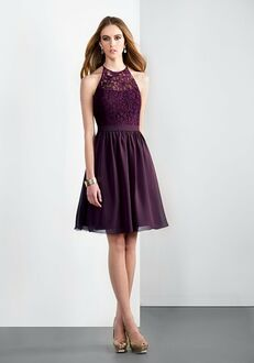 JASMINE P166053K Halter Bridesmaid Dress
