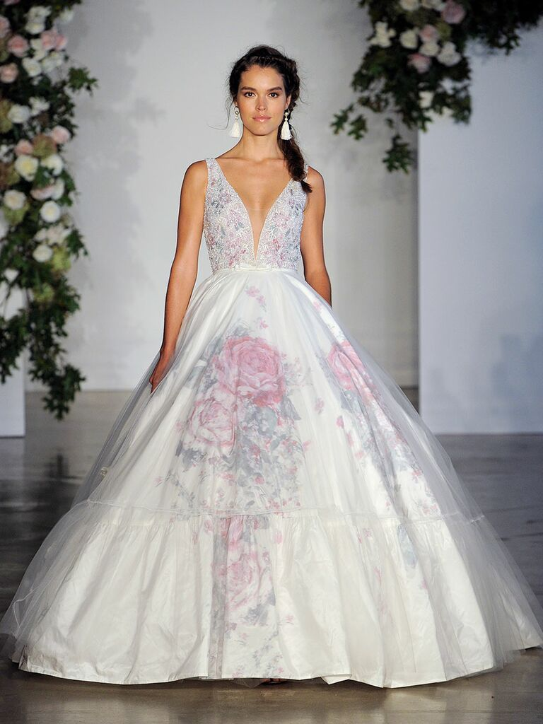 Morilee Spring 2018 Collection: Bridal Fashion Week Photos