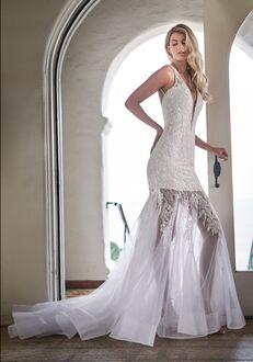 Jasmine Collection F211060 Mermaid Wedding Dress