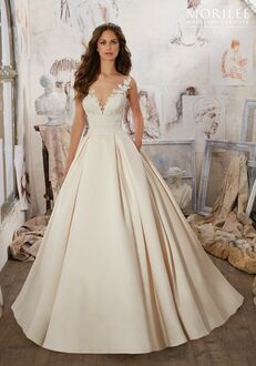 Morilee by Madeline Gardner/Blu 5501 Ball Gown Wedding Dress
