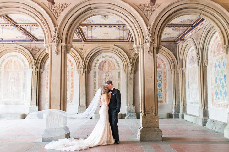 For Emily Tricarico (30 and a speech-language pathologist) and Steven Wilkinson (29 and a sales manager), their shared admiration of their hotel venue