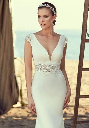 Mikaella 2181 Mermaid Wedding Dress