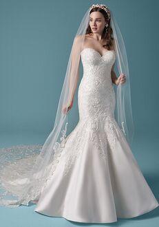 Maggie Sottero MILENA Mermaid Wedding Dress
