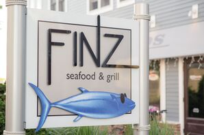 Finz Restaurant Reception