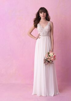 Allure Romance 3166 A-Line Wedding Dress