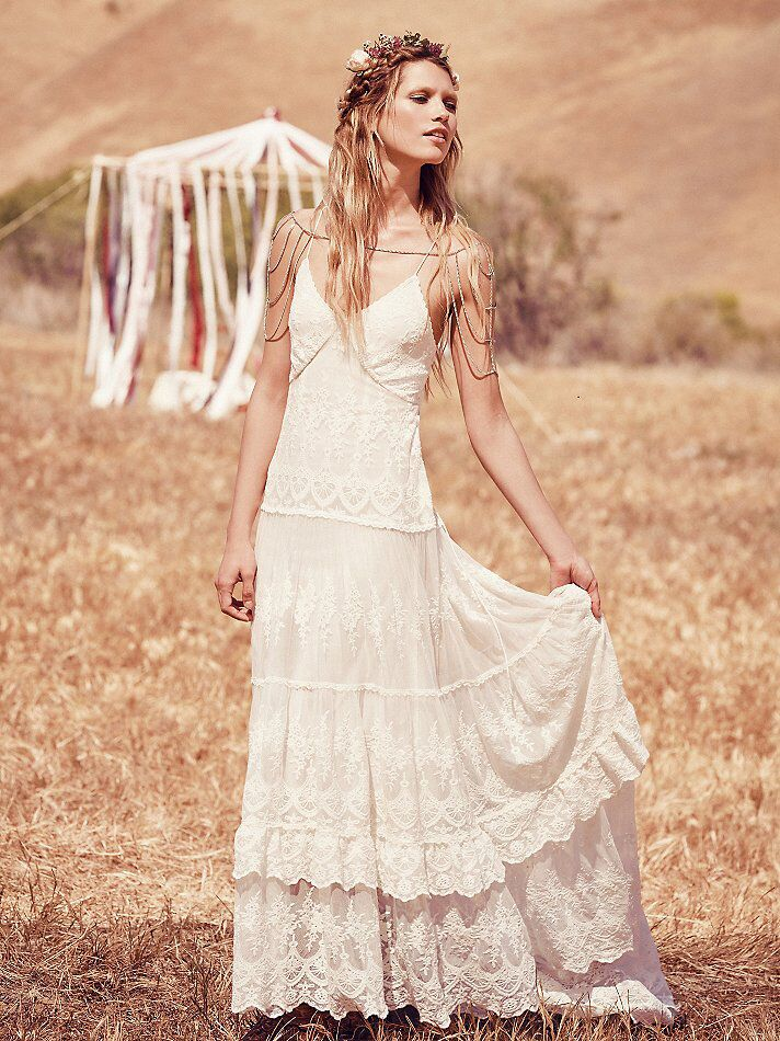 Free Wedding Dress | Free People Launches Wedding Dresses