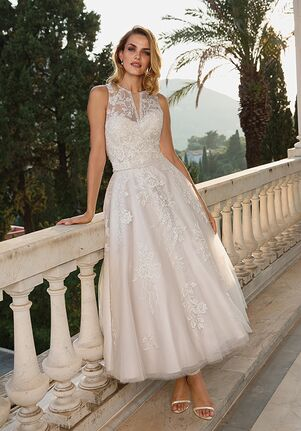 e1c31c24712 Tea Length Wedding Dresses