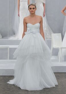 Monique Lhuillier Oceana Ball Gown Wedding Dress
