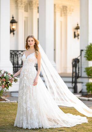 Martina Liana 1261 A-Line Wedding Dress