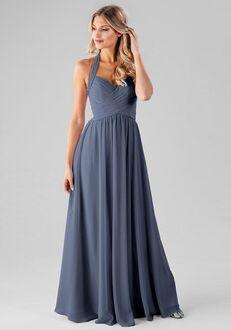 Kennedy Blue Ginger Halter Bridesmaid Dress