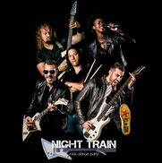 San Francisco, CA Rock Band | Night Train
