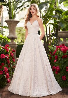 Mikaella 2251 A-Line Wedding Dress