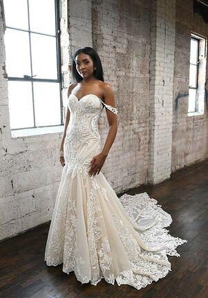 Martina Liana 1267 Mermaid Wedding Dress