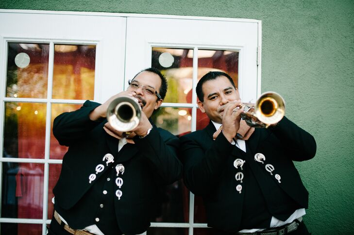 Live Reception Music by Mariachi Band
