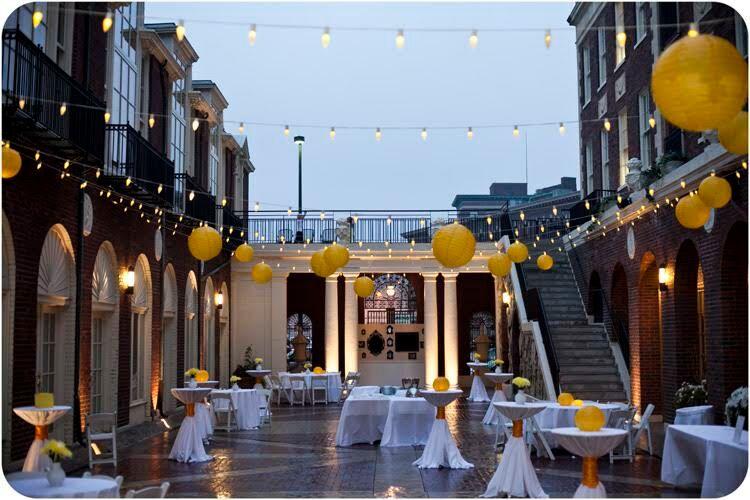 The Magnolia Hotel Omaha Reception Venues Omaha Ne
