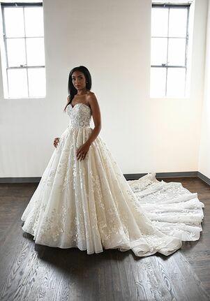 Martina Liana LE1117 Sheath Wedding Dress