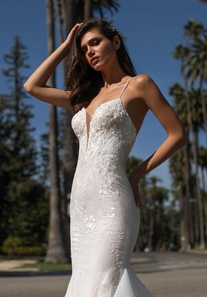 PRONOVIAS JONES Mermaid Wedding Dress