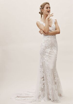 BHLDN Milano Gown A-Line Wedding Dress