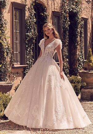 Morilee by Madeline Gardner Radiance | 2097 Ball Gown Wedding Dress