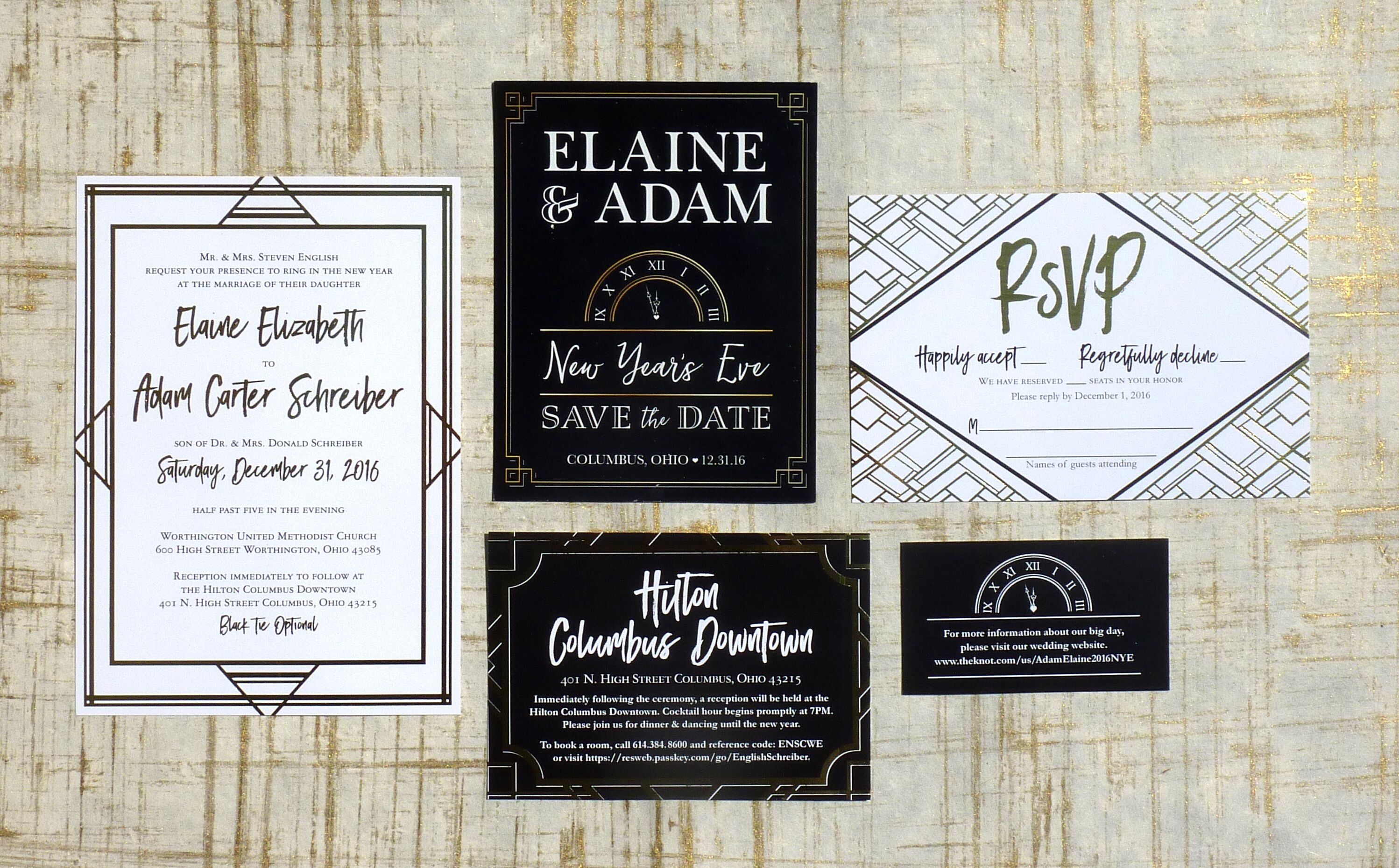 Invitations + Paper in Columbus, OH - The Knot