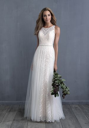 Allure Couture C492 A-Line Wedding Dress