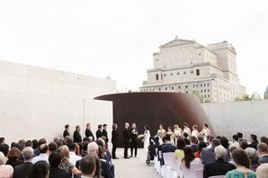 Rooftop Ceremony at St. Louis Contemporary Art Museum