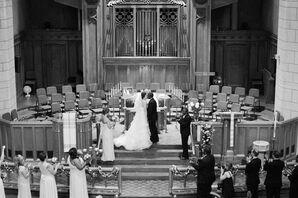 Hennepin Avenue United Methodist Church Wedding Ceremony