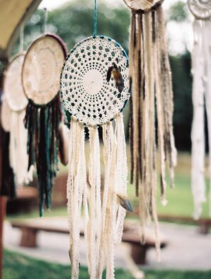 Handmade Dreamcatcher Decor