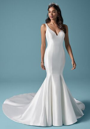 Maggie Sottero NADIA Mermaid Wedding Dress