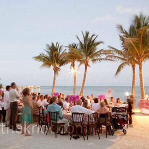 67779dbb62b6 Beachside Wedding Reception
