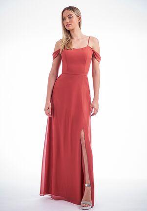JASMINE P226054 Off the Shoulder Bridesmaid Dress